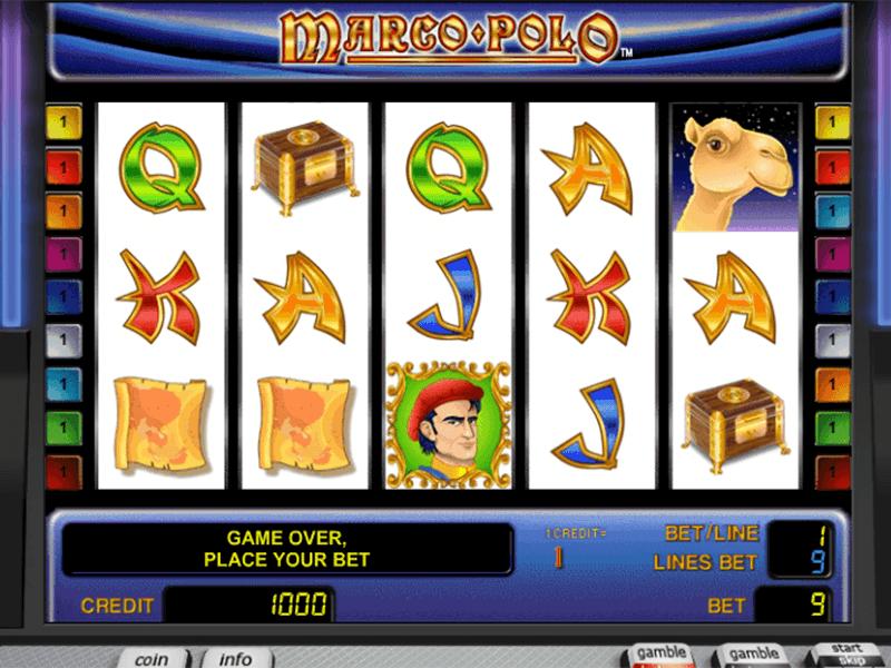 Palace of chance online casino