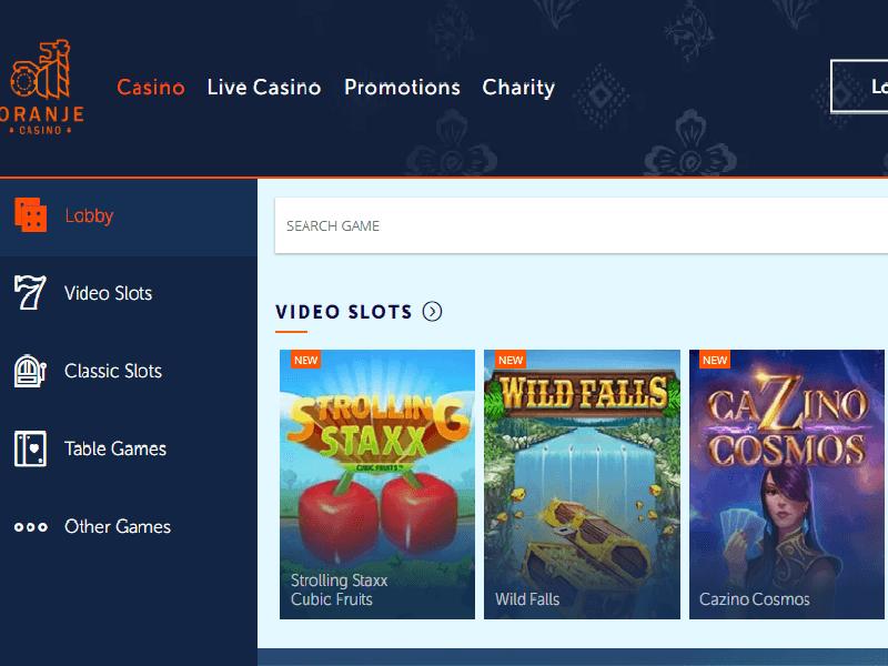 Oranje Casino Ervaringen
