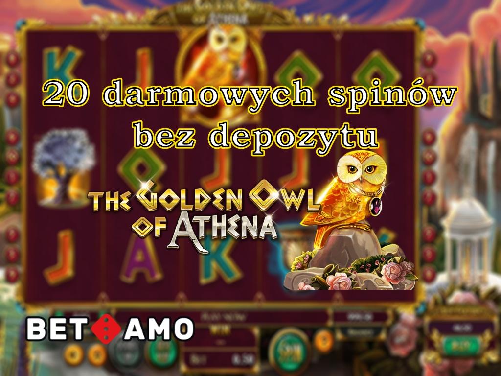 Bonus bez depozytu w kasynie Betamo – 20 darmowych spinów!