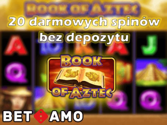 Bonus bez depozytu w kasynie Betamo