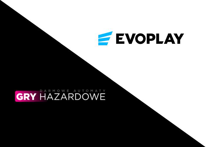 Poznaj na gry-hazardowe-za-darmo.com naszego nowego partnera – Evoplay