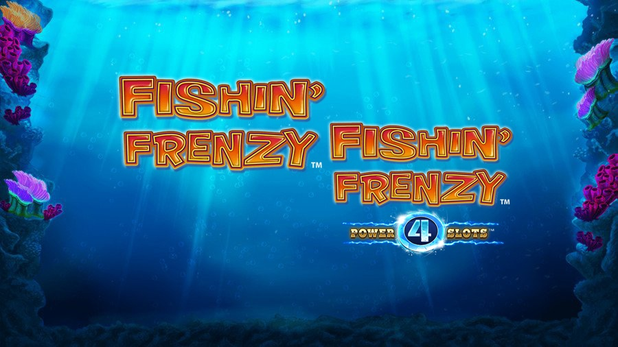 Fishin frenzy power 4 demo