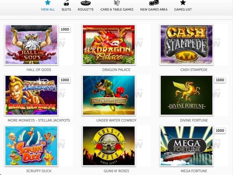 Play Milon Casino